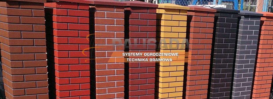 Imitacja Klinkieru Ogrodzenia Torun Bydgoszcz